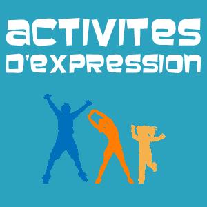 Activités d'expression
